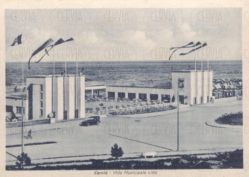 Villa Municipale Lido