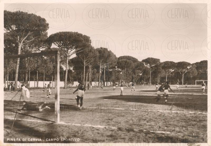 Pineta di Cervia - Campo Sportivo