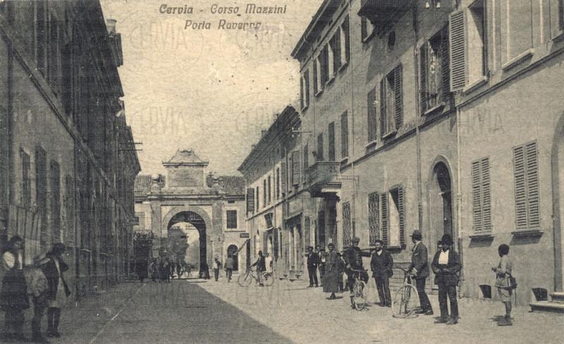 Cervia - Corso Mazzini - Porta Ravenna