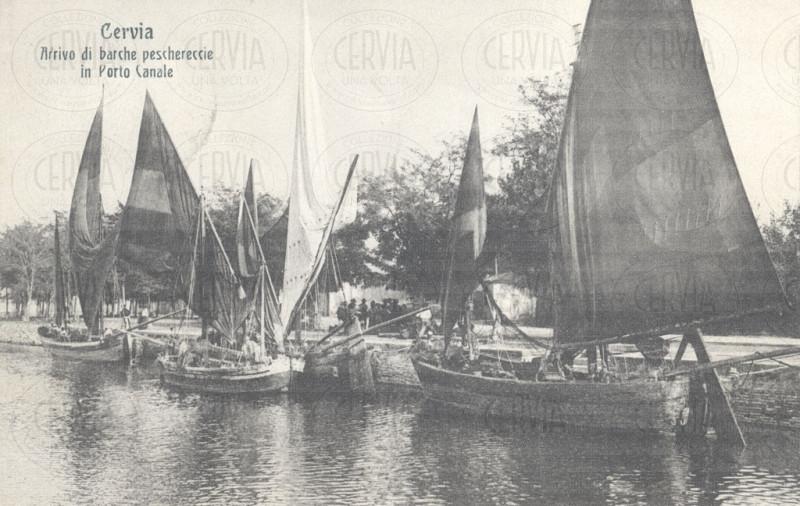 Barche peschereccie
