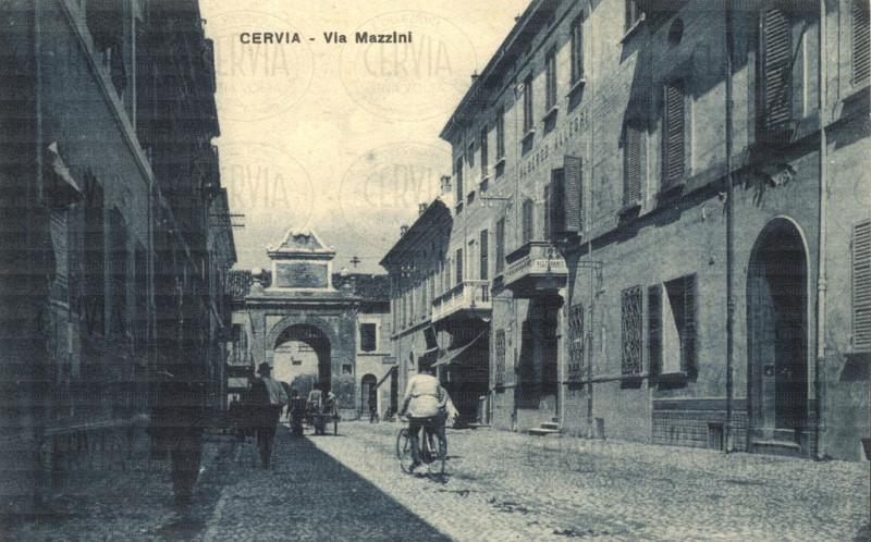Cervia - Via Mazzini