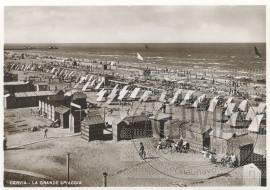 Cervia - La grande spiaggia