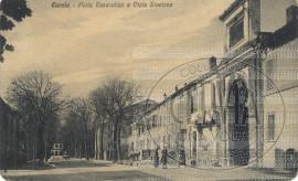 Cervia - Porta Cesenatico e viale Stazione