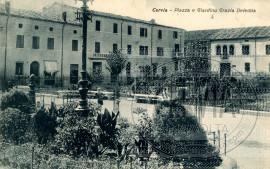Cervia - Piazza e Giardino Grazia Deledda