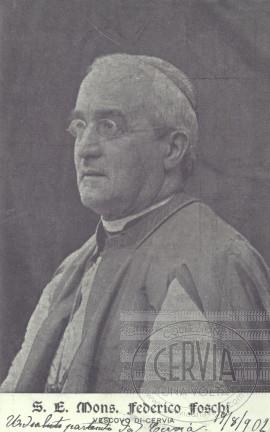 S. E. Mons. Federico Foschi