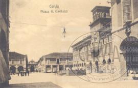 Cervia - Piazza G. Garibaldi