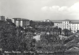 Hotel Mare Pineta e panorama