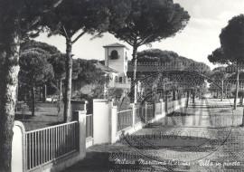 Ville in Pineta