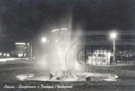 Lungomare e Fontana (Notturno)