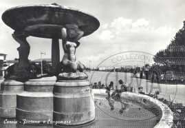 Fontana e Lungomare