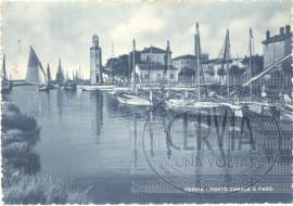 Cervia - Faro e Porto Canale