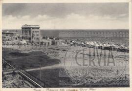 Panorama della spiaggia - Grand Hotel