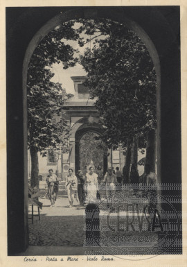 Porta a Mare - Viale Roma