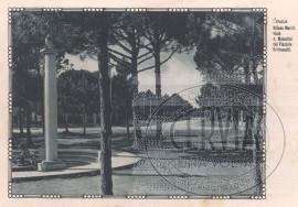 Fontana di Milano Marittima e Viale A. Mussolini