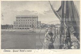 Cervia - Grand Hotel a mare