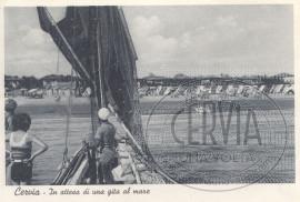 Cervia - In attesa di una gita al mare
