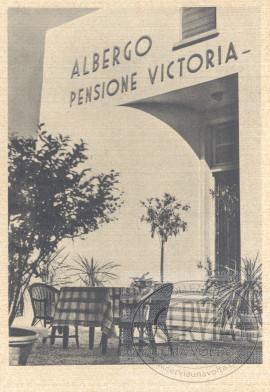 Milano Marittima - Pensione Victoria