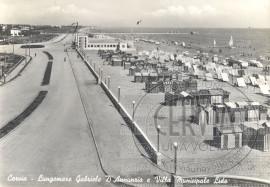 Lungomare Gabriele D'Annunzio e Villa Municipale Lido