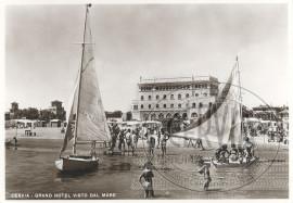 Cervia - Grand Hotel visto dal mare