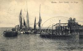 Cervia - Porto Canale, La Draga
