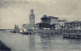 Cervia - Il Faro e il Porto Canale