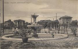 Cervia - Piazzale Stabilimento Bagni