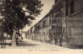 Cervia - Via XX Settembre e Porta Mare