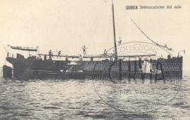Imbarcazione del sale