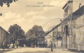 Porta Cesenatico - Viale Stazione
