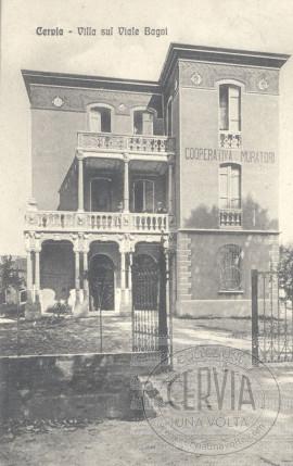 Villa sul Viale Bagni