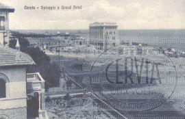 Spiaggia e Grand Hotel