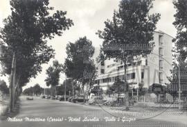 Viale 2 Giugno e Hotel Aurelia