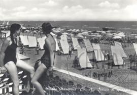 Cervia - Scorcio di spiaggia