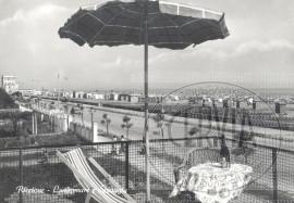 Cervia - La spiaggia - Lungomare