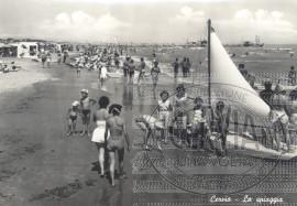 Cervia - La spiaggia