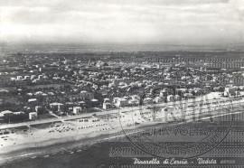 Cervia - Pinarella di Cervia - Veduta aerea