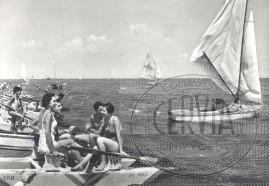 Cervia - Mosconi e barche al mare